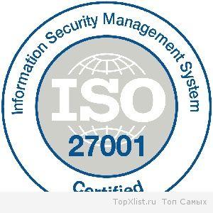 Назначение ISO 27001