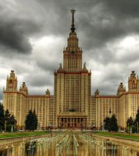 сталинские высотки