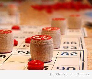 Выигрывают ли в лотереи?