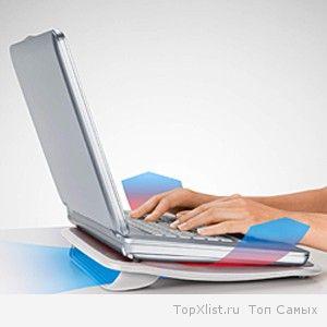 с ноутбуком