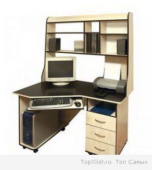 Интернет-магазин Stylbest: письменные столы и их особенности