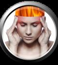 Акупунктура при головной боли