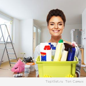 Кампания по уборке квартир