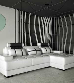 Мягкая мебель: стильные диваны
