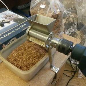 Изготовление и продажа табачных изделий