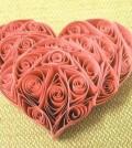 Необычные коробки в форме сердца
