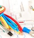 Прокладка кабеля электропроводки