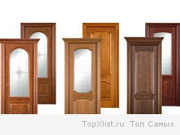 Преимущества деревянных дверей
