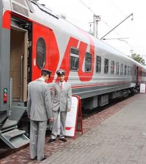 Билеты на поезд Москва - Петербург