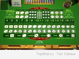 Игра в кости в онлайн казино