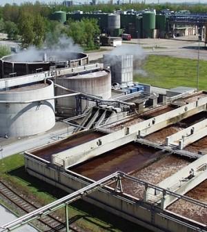 Промышленная очистка воды от загрязнений