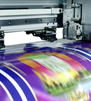 полиграфического оборудования для печати визиток