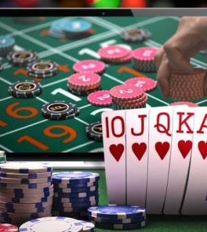 Играем в покер онлайн!