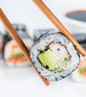 Лучшая доставка суши