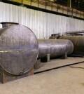 Изготовление резервуаров, емкостей и металлоконструкций