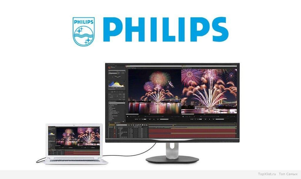 IPS-монитора Philips Brilliance 328P6AUBREB