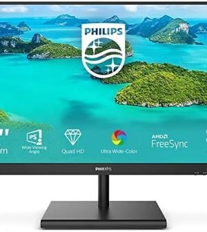 Обзор производительного и недорогого 2K IPS-монитора Philips 245E1S