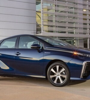 Toyota Mirai - будущее наступило уже сегодня!